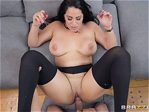 Cristal Caraballo ravaged in her latina pussyhole