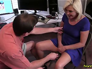 nailing the torrid secretary