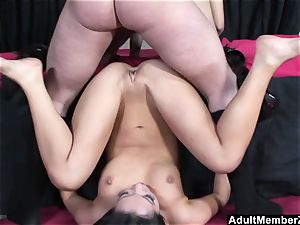 fortunate fellow 3 way with japanese mistresses