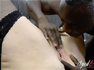 AgedLovE Lacey Starr multiracial hardcore anal invasion