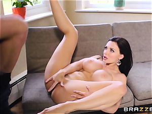 Aletta Oceans astounding booty is pipe poked