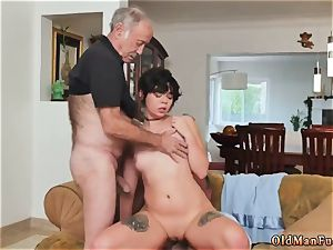 loose nubile ass-fuck first-ever time More 200 years of man-meat for this marvelous brown-haired!