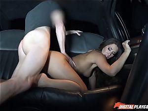 Eva Lovia picks up folks off the street to boink