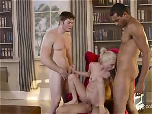 Piper Perri - Enough to work - it's time for gang-fuck